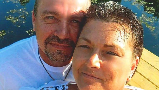 James Ray Adams and Rhonda Kay James