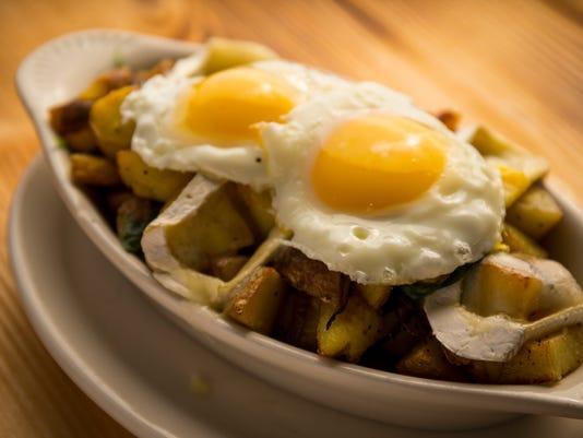 Chef David Baruthio's newest venture, Saison Kitchen + Pub