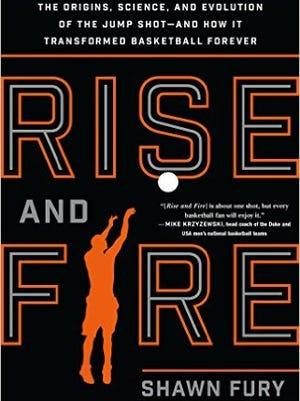 """Rise and Fire"" is written by St. John's University graduate Shawn Fury."