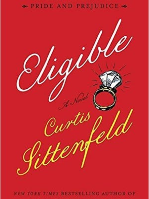 """Cover of """"Eligible"""" by Curtis Sittenfeld"""