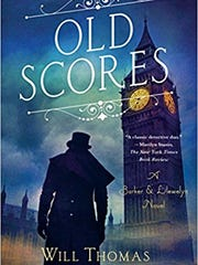 Old Scores. By Will Thomas. Minotaur Books. 304 pages. $25.99.