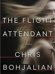 """The Flight Attendant"" by Chris Bohjalian."
