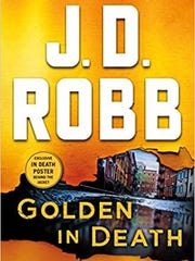 """""""Golden in Death"""" by J. D. Robb"""