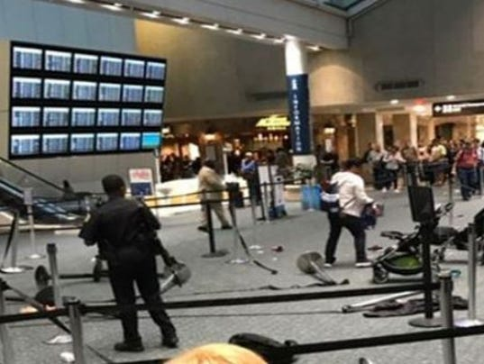 A Personal Account: Battery in Bag Explodes at Orlando Airport; Havoc Ensues