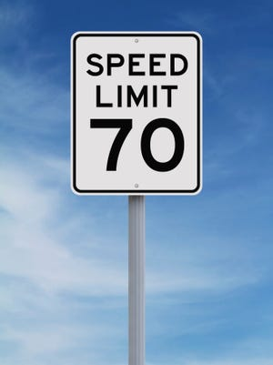 Guest View: 70 mph speed limit won't compromise safety