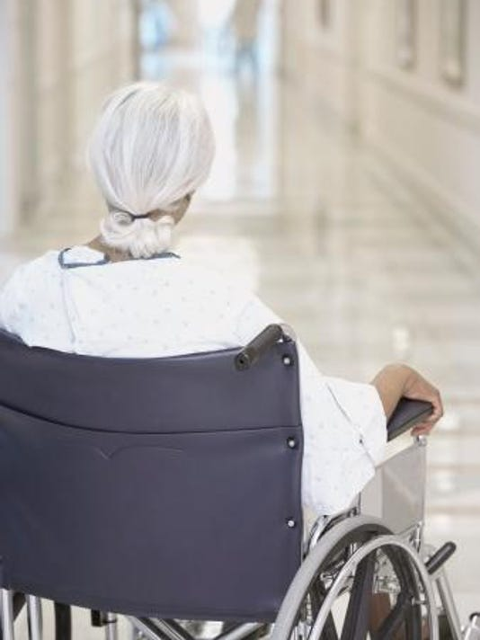 Thinkstock nursing home