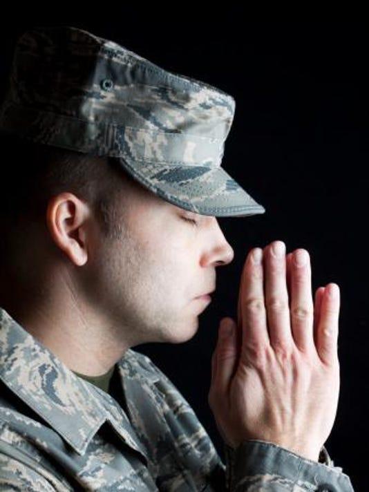 army prayer