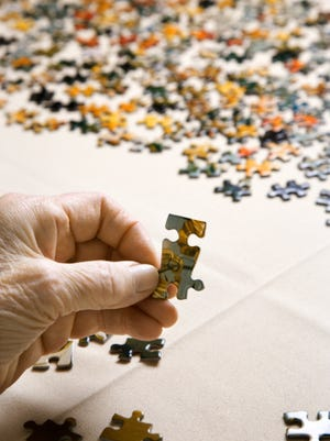 CMarshfield Public Library will host a jigsaw puzzle exchange on Saturday, Sept. 26.