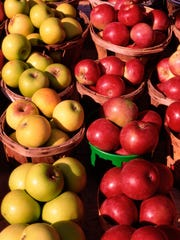 An Apple Festival will be held Saturday at Kirby's Mill in Medford.