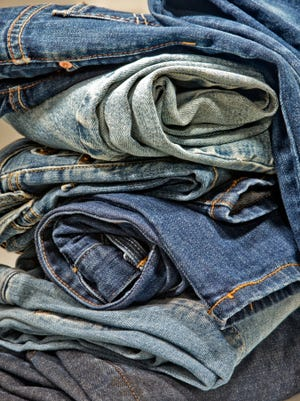 The city has partnered with a recycling company for weekly curbside collection of clothing, textiles and other household items.