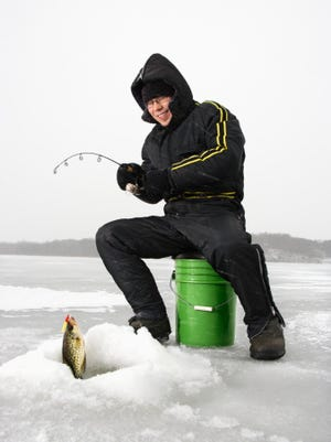 An ice fishing tournament will be Saturday on Soo Lake near Phillips.