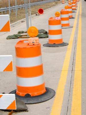 Road construction season is getting underway.