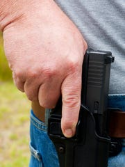 State law loophole prohibits concealed, but not openly carried weapons in gun-free zones