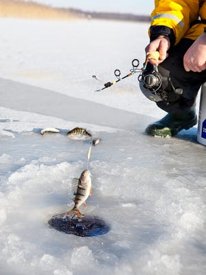 An ice fishing seminar is set for Dec. 18 at the Wisconsin Rapids Ace Hardware.