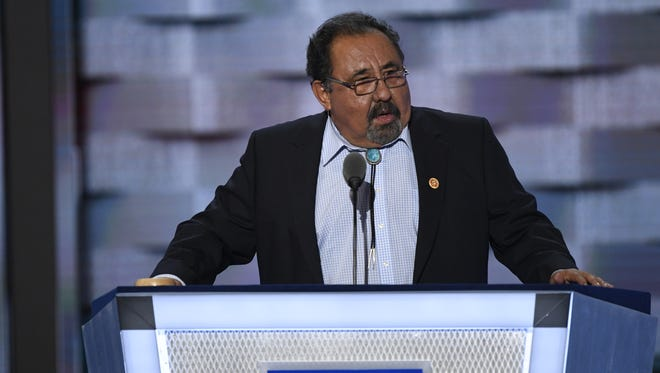 The budget resolution of the Congressional Progressive Caucus, which Grijalva co-chairs, shows where the Democratic Party would take the country.