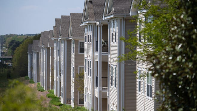 The Garden District Apartment Homes are among some of the newer housing options popping up in Simpsonville. More could soon be on the way.