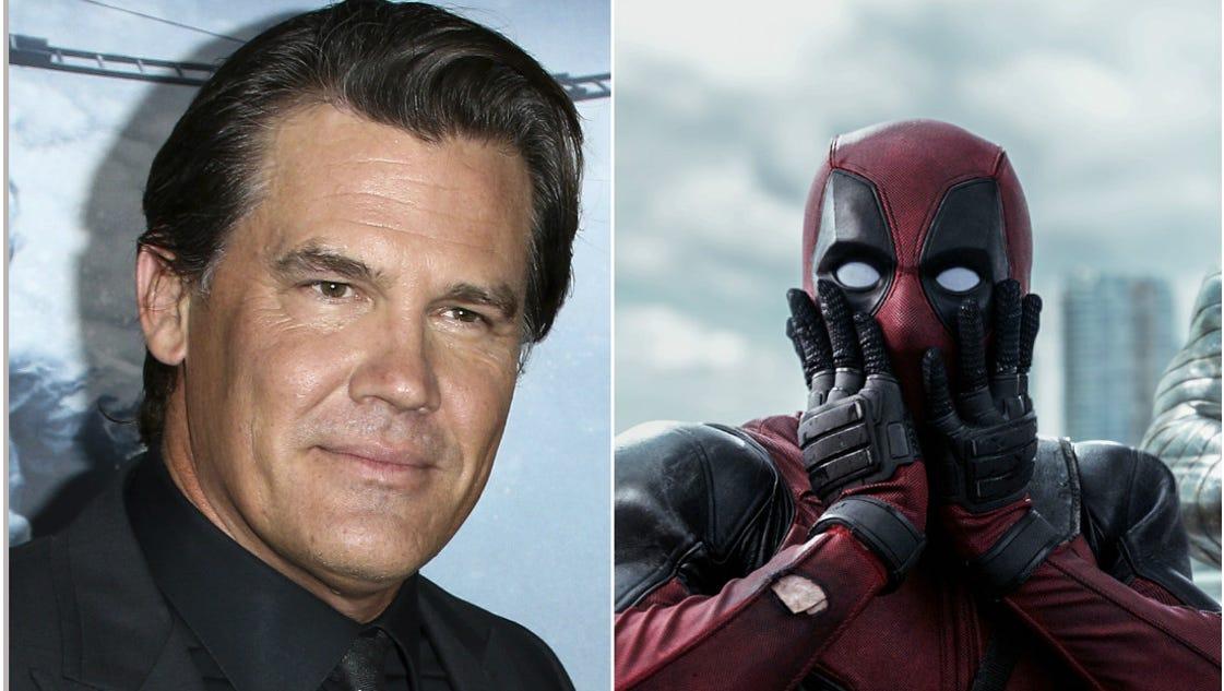 rooz Josh Brolin as Cable in 'Deadpool 2'? Twitter, Ryan Reynolds have jokes image