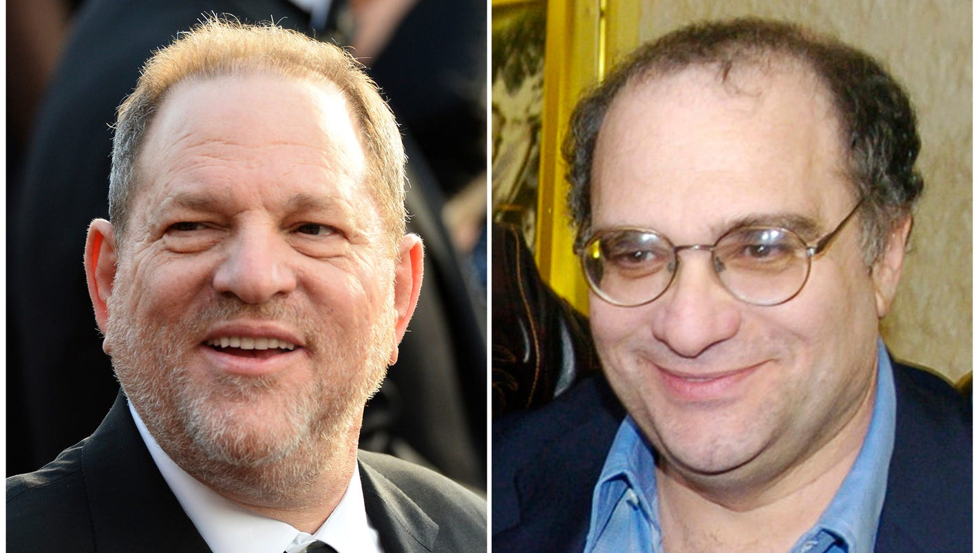 Harvey Weinstein scandal: An assistant warned brother 25 years ago
