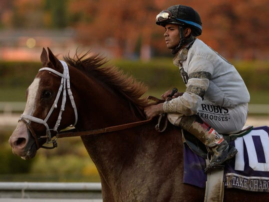2013-12-09 Will Take Charge