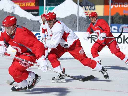 2016 Coors Light Stadium Series - Colorado - Practice Day