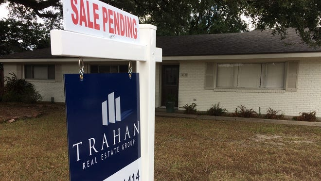 Re-sales of homes outpaced new construction sales in a softened 2016 real estate market.