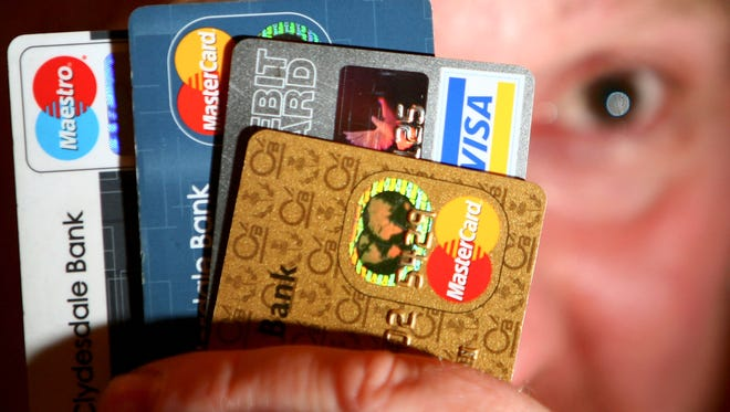 Paying bills on time, such as credit cards, is the best way to build a solid credit score.