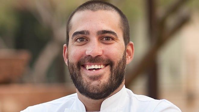 Chef Matthew Taylor