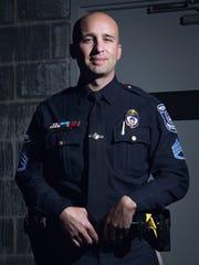 Hellam Twp. Police Sgt. Drew Heistand