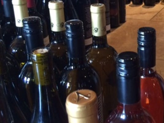 Wines 2015 competition