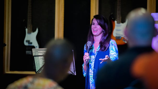 KCCI Executive Director Betsy Couch, serves as the host for the majority of the podcast episodes as she interviews talented and creative guests.