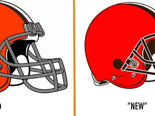 Cleveland Browns Redesign Time