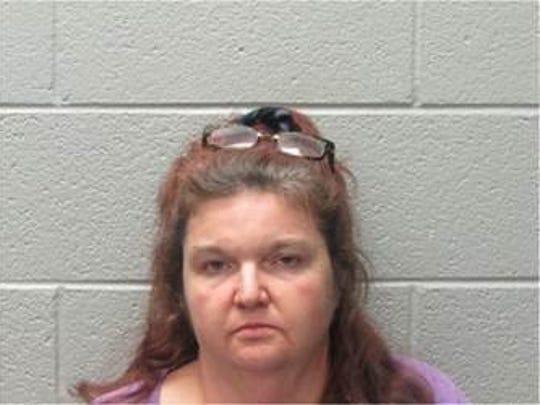 Amy Renee Pierce, 45, of Mills River.