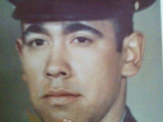 Army Spc. Felipe Cantu Jr. of Gervais was killed on