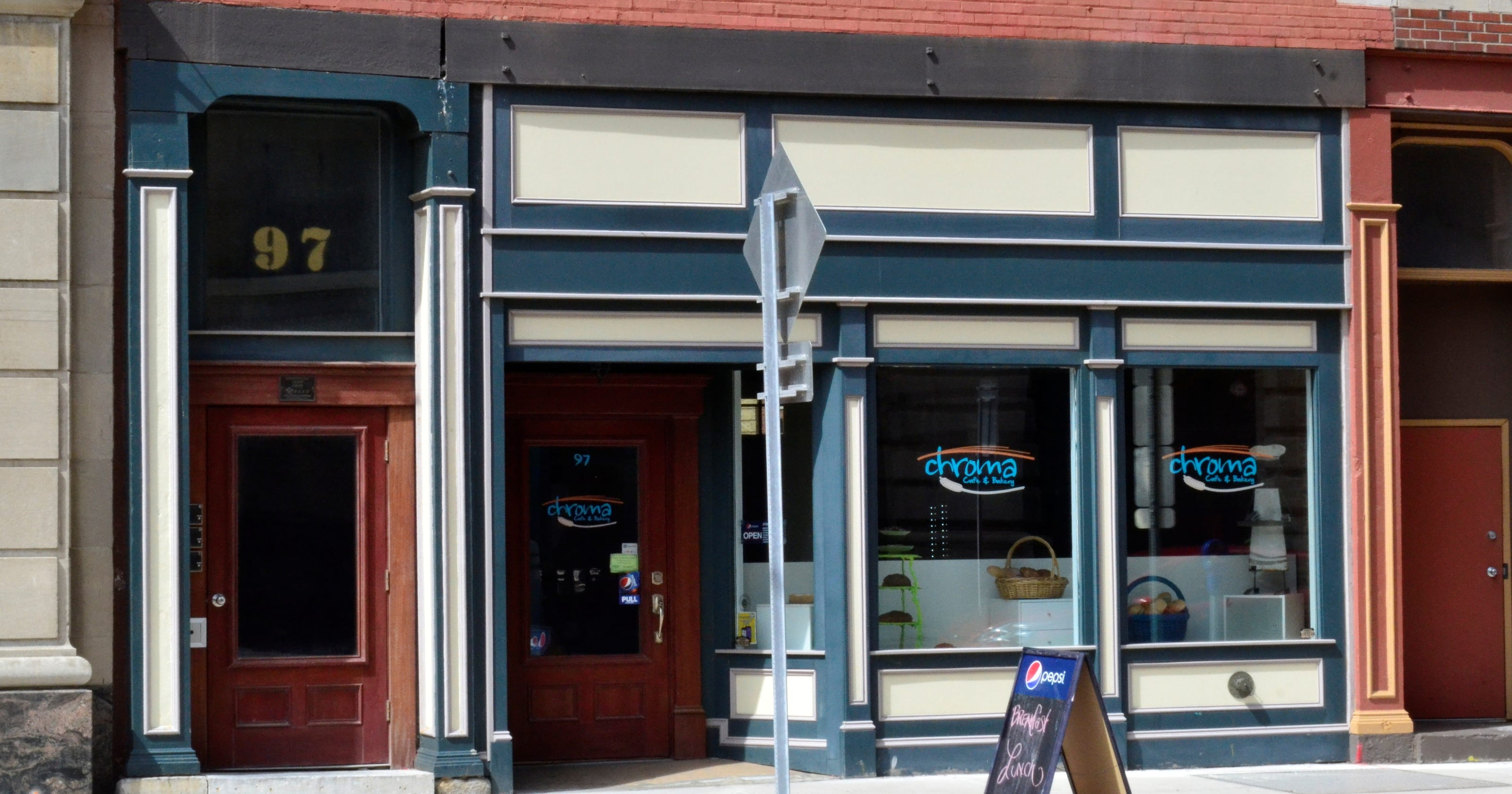359196a6c083 Chroma Cafe & Bakery in Downtown Binghamton up for sale