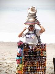 Puerto Vallarta street vendor