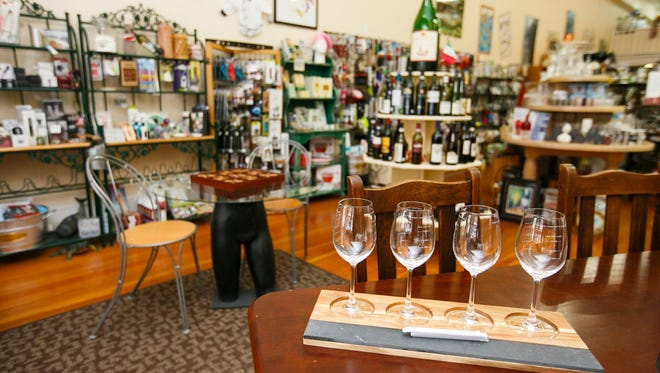 Lullu's Tutto Cucina on Court Street is planning to open a wine bar in the store.