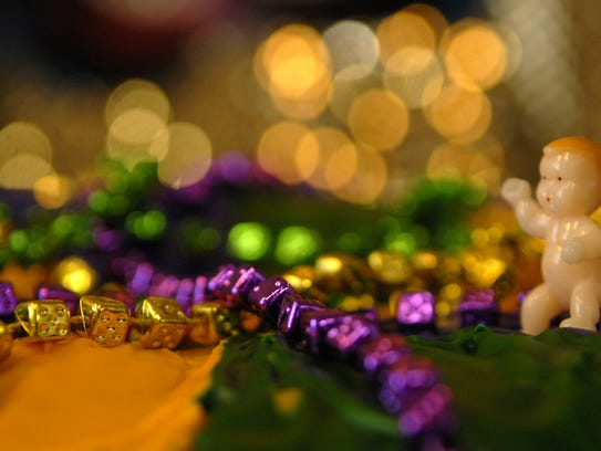 Celebrate Mardi Gras early this weekend at local breweries and a winery.