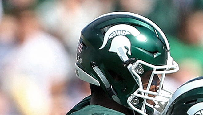 Michigan State faces Wisconsin on Saturday.