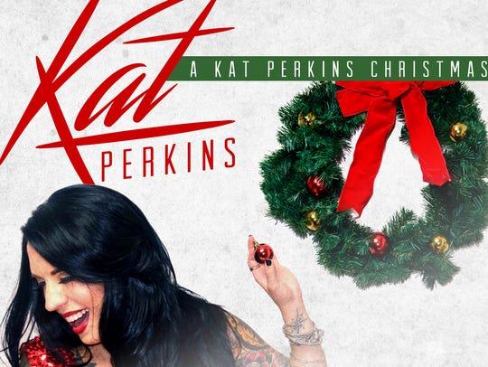 Kat Perkins has put modern spins on holiday classics