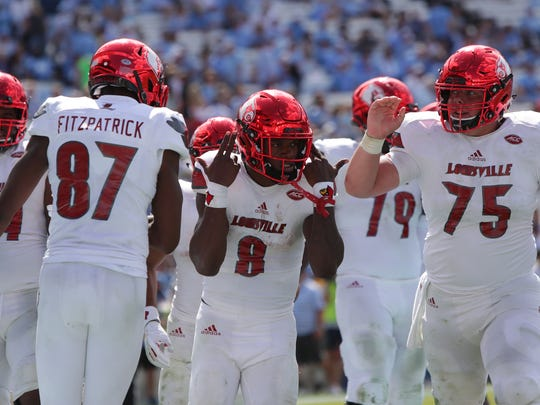 Breaking news: Lamar Jackson could play a big role for Louisville's offense vs. Mississippi State.