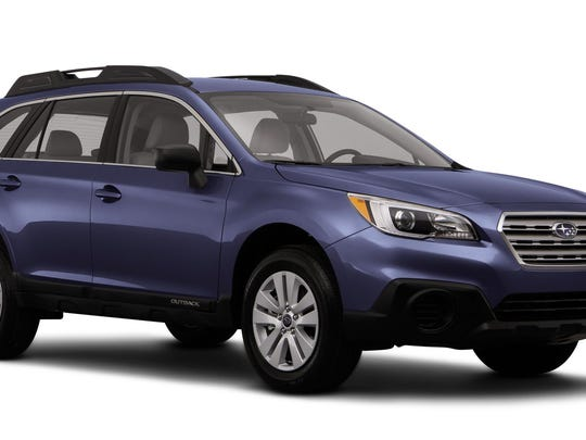 When an Outback backed into a Cruze, the estimated total damage was $1,899.