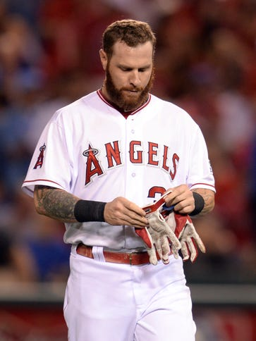 Josh Hamilton is expected to be out until after the