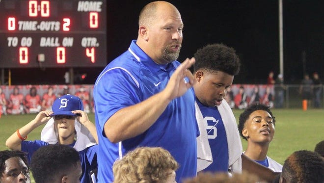 Michael Fair, who most recently coached at Pillow Academy and Senatobia, is the new football coach at Lafayette.