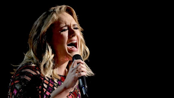Don't cry for Adele. She got the best album Grammy