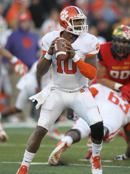 Previewing Thursday night's college football TV game slate