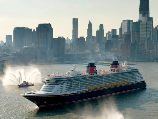 AP Travel Brief Disney New Ship