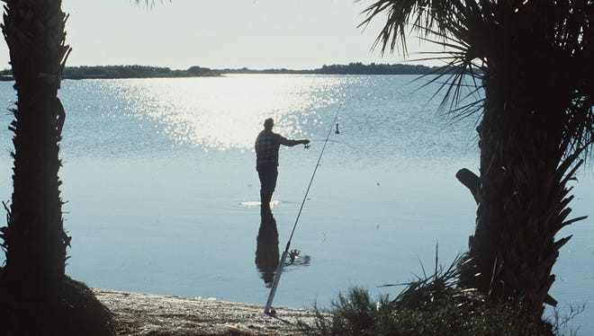 fishing on the space coast