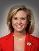 Rep. Megan Jones, R-Spencer