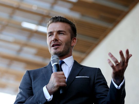 David Beckham says great European cities and their