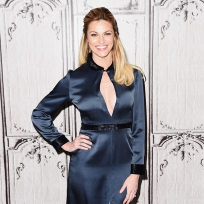 Erin Andrews attends the Build Presents Discussing